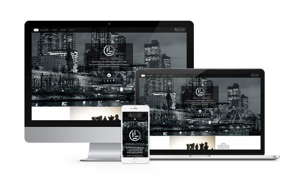 lennon lawyers best of 2017 law firm website