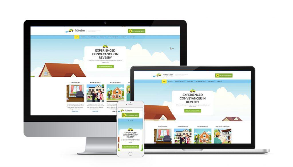 to your door conveyancing 2017 best law firm website